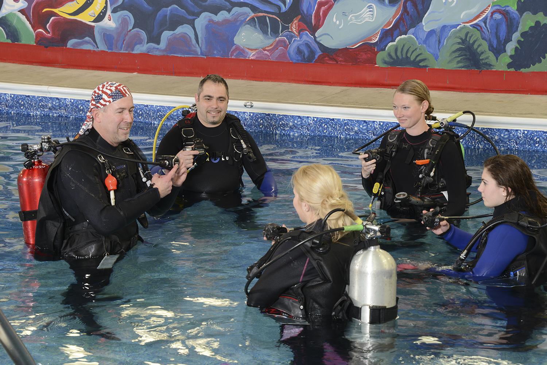 Aquatic World Pool Class